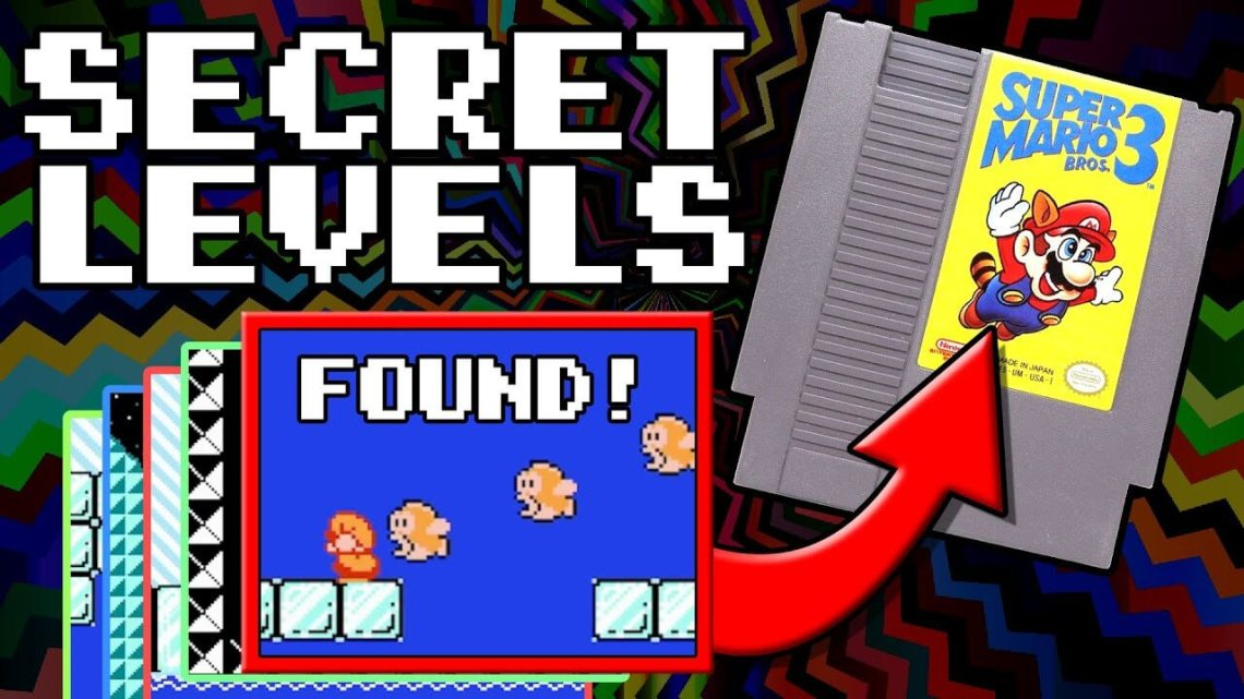 Official Lost Levels of Super Mario 3