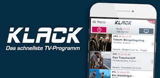 Das aktuelle TV -Programm