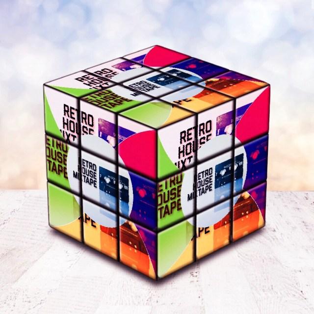 RetroHouseMixtapeRubiks