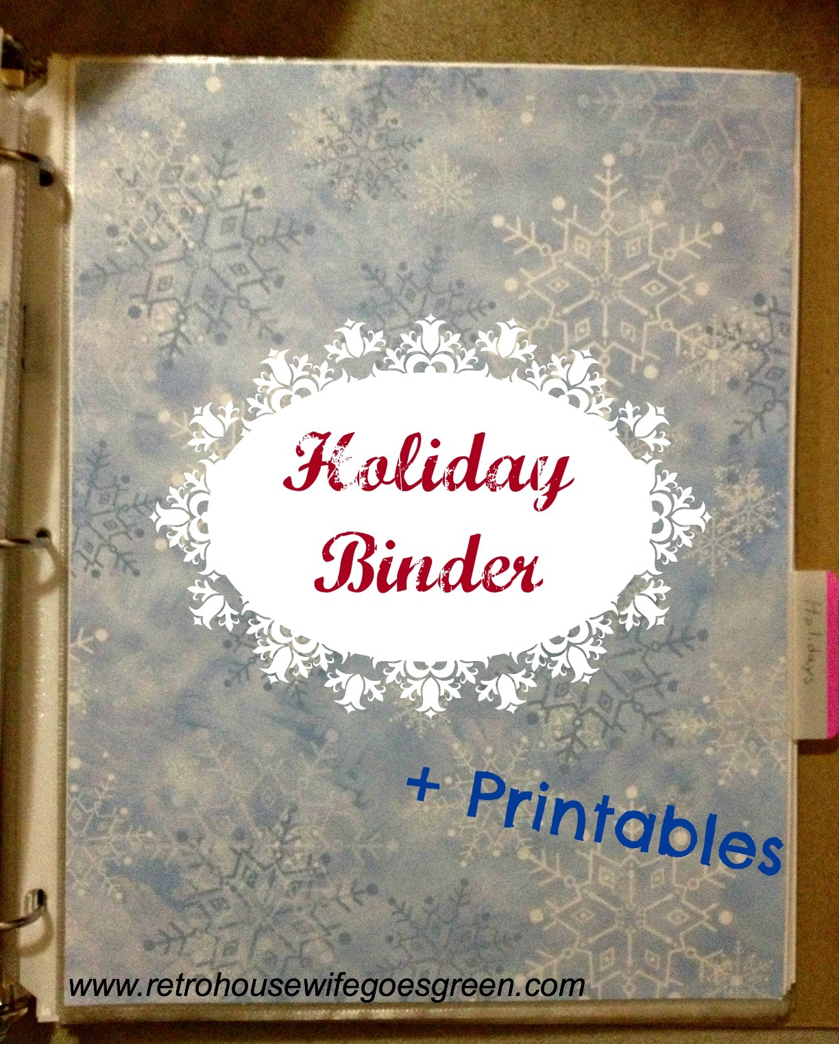 Christmas In July Christmas Planner Printables