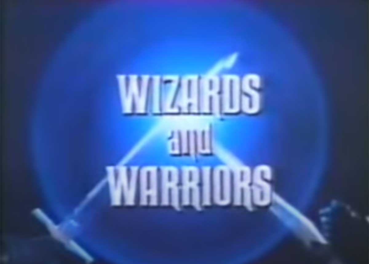Sword and Sorcery Television in 1983?  Wizards and Warriors