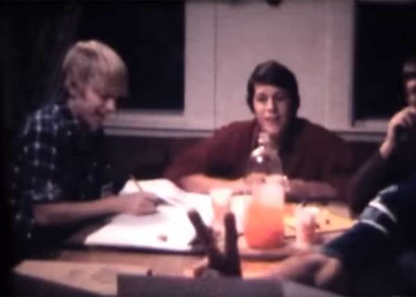 Enjoy this Home Movie of a Dungeons &  Dragons Gaming Session from 1981