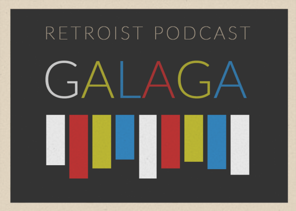 Retroist Galaga Podcast