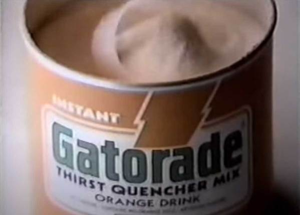 The First and Last Time my family bought Powdered Gatorade