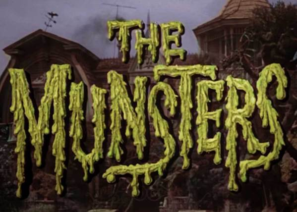 "See ""The Munsters"" Opening Credits in Color!"