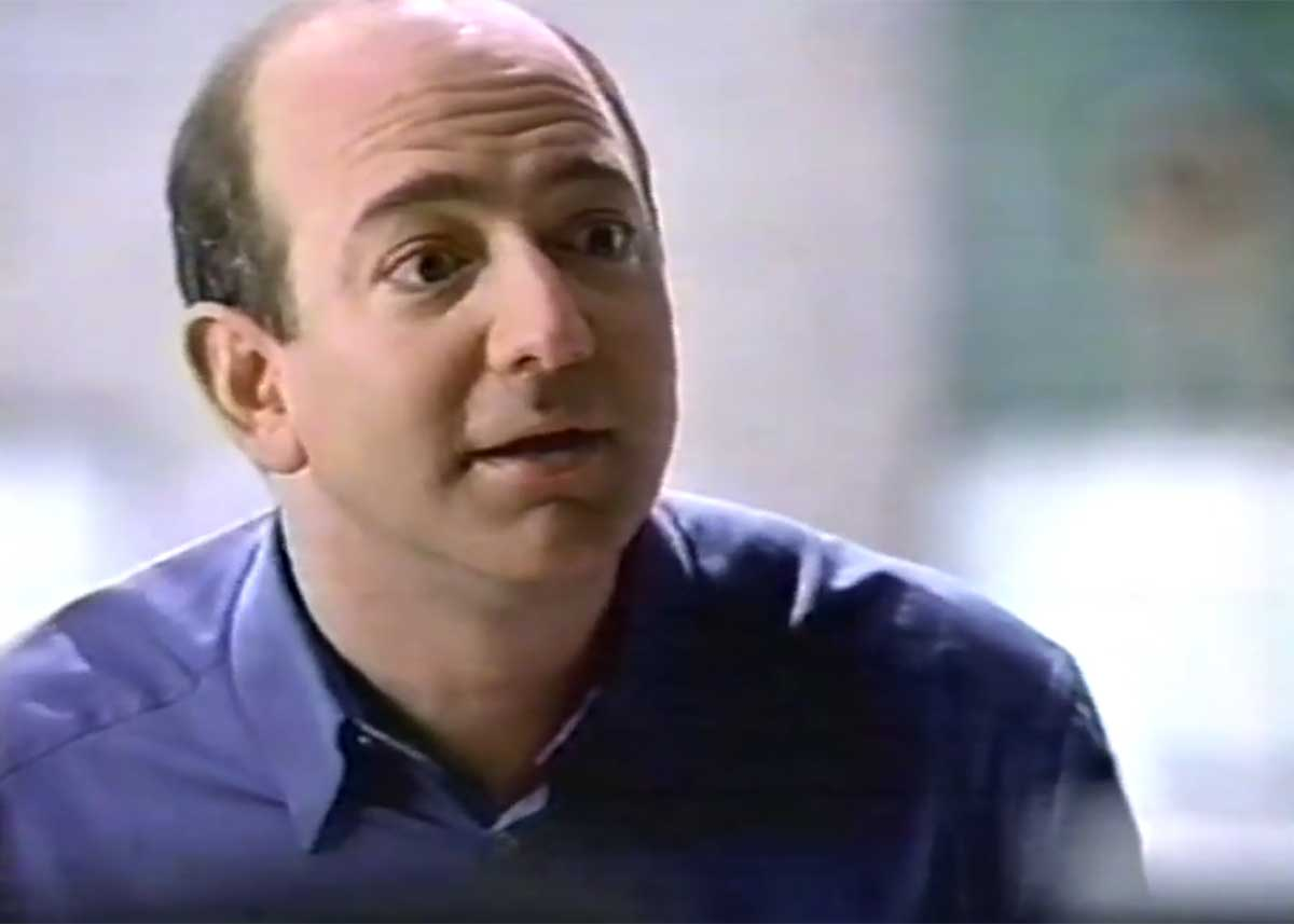 Remember when Amazon's Jeff Bezos appeared in a Taco Bell commercial