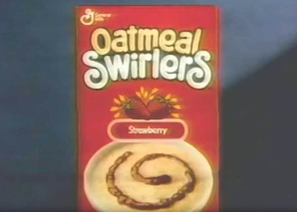 I made my own Oatmeal Swirlers