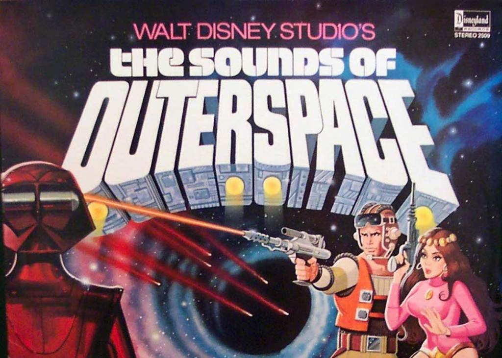 Walt Disney Studio's The Sounds of Outerspace