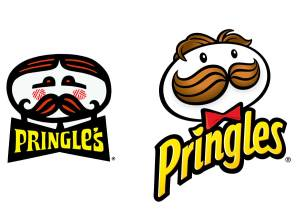 What is the name of the Pringles Mascot?