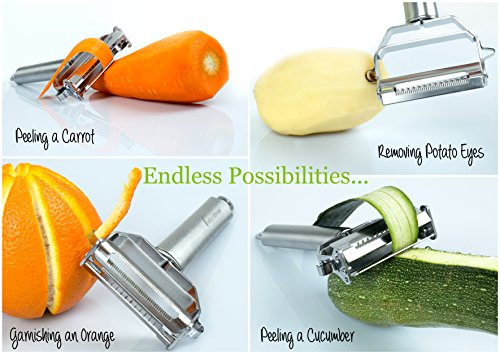 10 Best Vegetable Peeler Reviews Types And Buying Guide