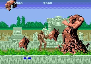 Altered Beast Game Retro Legends