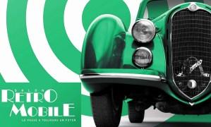 Salon Retromobile Paris @ Paris Expo Porte de Versailles