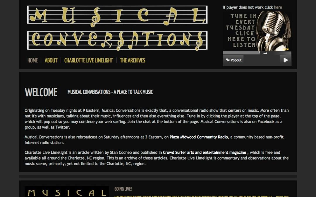Musical Conversations