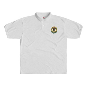 Leaside High School Crest Polo