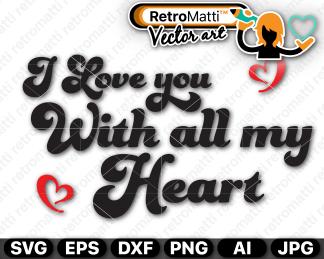 retromatti w part greetings love