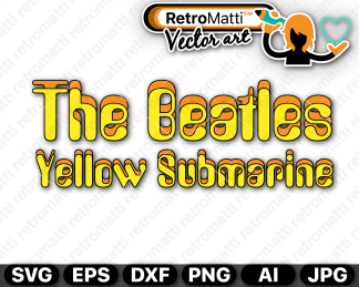 retromatti w part yellow submarine