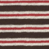 Brown Red Stripes