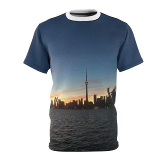 Toronto Skyline at Waterfront Shirt