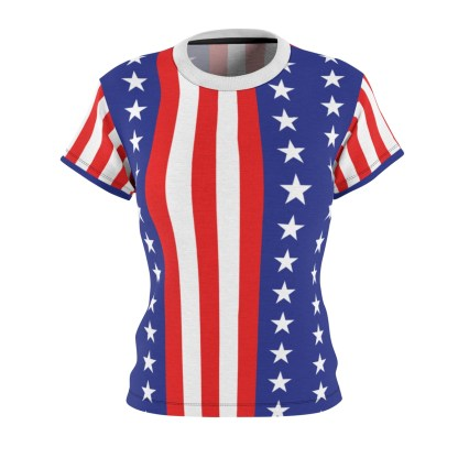 Retro'sAmericanaWomen&#;sShirt