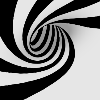 Optical Illusions Vector Art
