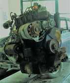 Moteur de la mini 850