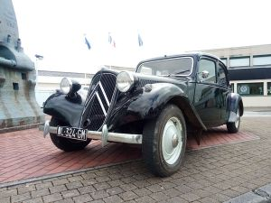 Citroën traction 11B 1955