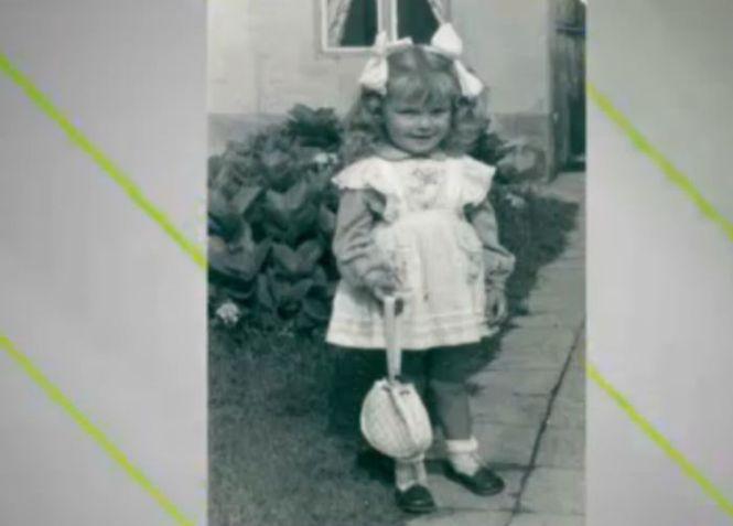 Ilyen édes kislány volt Oszvald Marika
