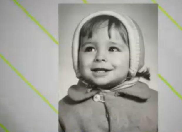 Ilyen édes baba volt Szulák Andrea