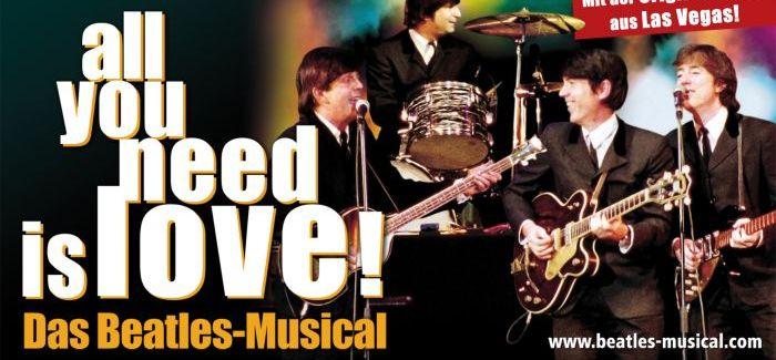 Jön a Beatles musical – érdekességek a műről