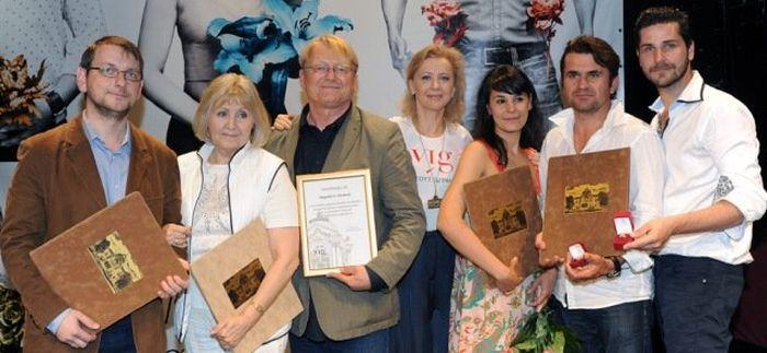 Újabb díjat kapott Halász Judit és Kern András