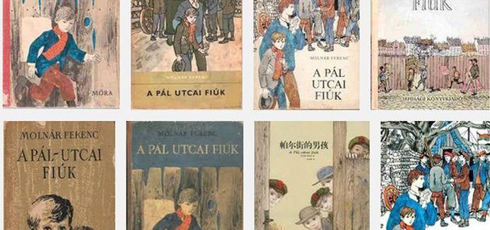 Népszerű könyv: A Pál utcai fiúk
