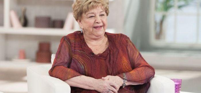 Boldog születésnapot Pásztor Erzsi – a színésznő érdekesen kezdi a napját