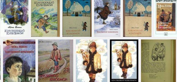 Népszerű könyv: Kincskereső kisködmön