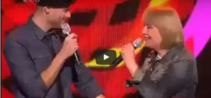 Takács Nikolas és Kovács Kati remekbeszabott duettje – Ha legközelebb látlak