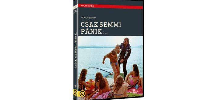 Csak semmi pánik – DVD-n a nagyszerű film