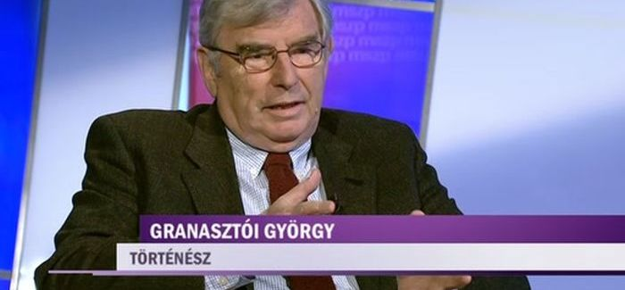 Az MTI megerősítette a szomorú hírt – elhunyt Granasztói György
