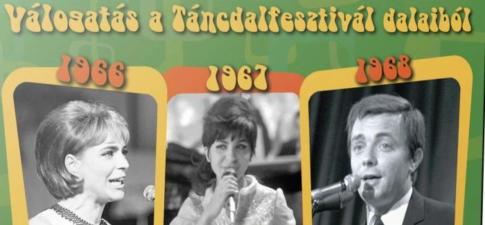 Nagyszerű DVD – Válogatás a Táncdalfesztivál dalaiból