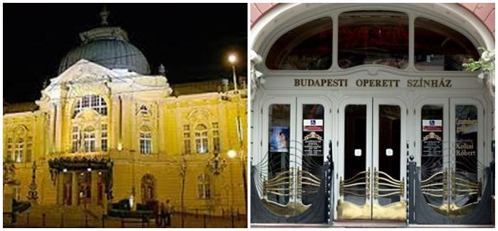 Szavazz: Melyiket kedveled – Budapesti Operettszínház vagy Vígszínház?