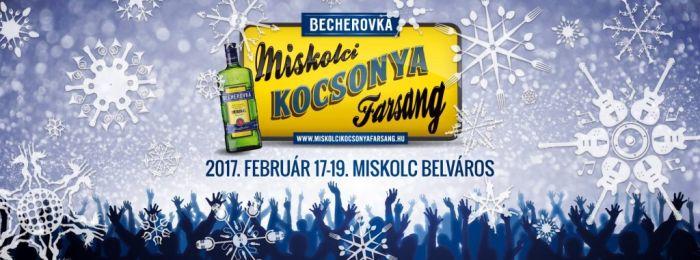 Neves fellépőkkel új itt a Miskolci Kocsonya Farsang!