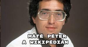Máté Péter a wikipédián