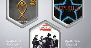 Republic CD-k, kiadványok – rendelés, vásárlás