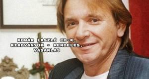 Komár László CD-k, kiadványok – rendelés, vásárlás