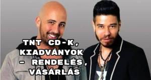 TNT CD-k, kiadványok – rendelés, vásárlás