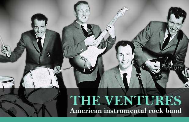The-Ventures