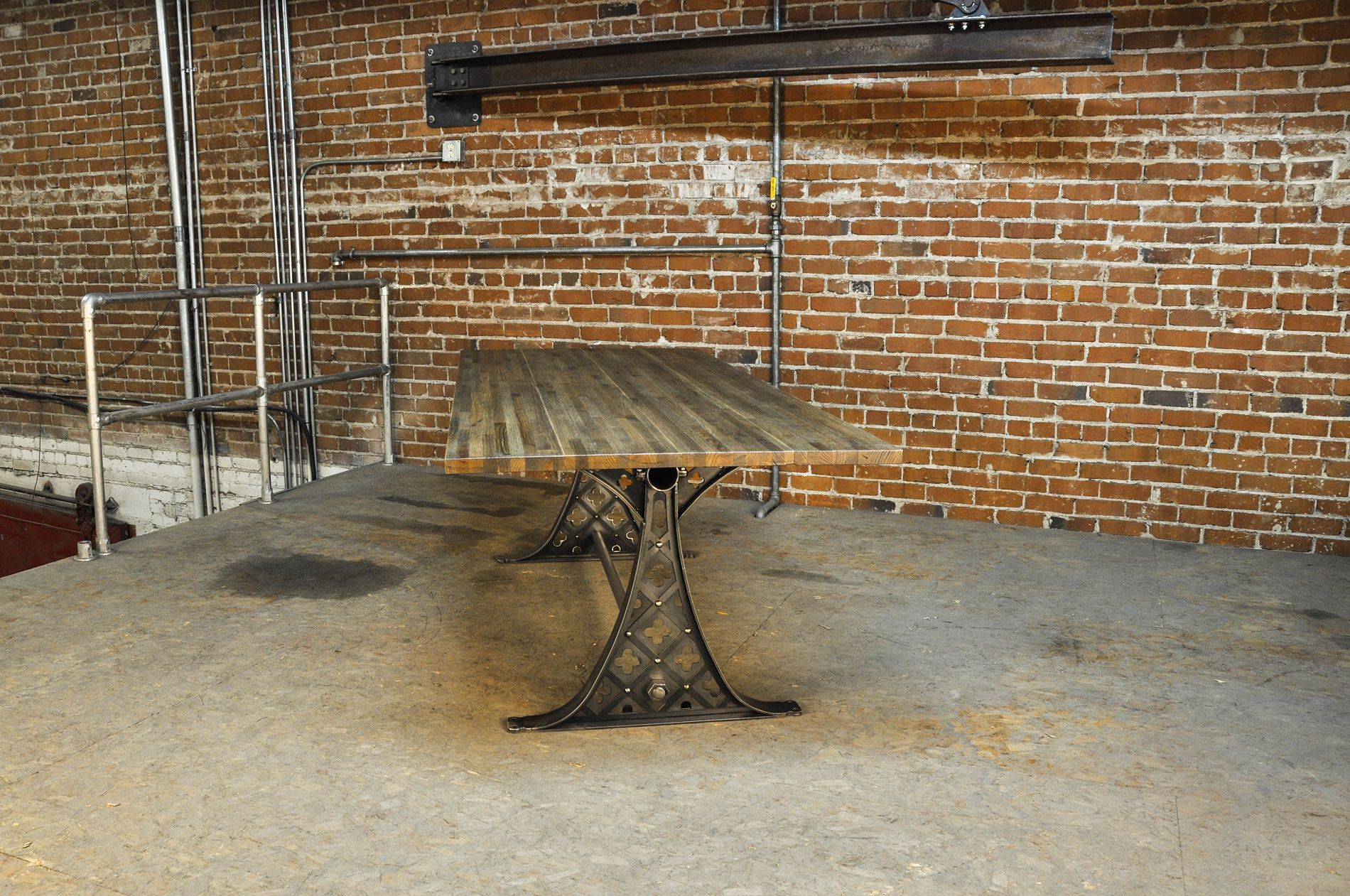 quatre dining table vintage