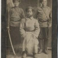 Петриковцы на службе в Царской армии, 1905 год Русско - Японская война, Маньчжурия (36retro)