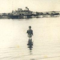 Рыбалка на Припяти в 30-е (97retro)