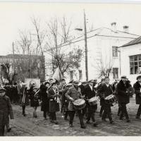 Октябрьские демонстрации