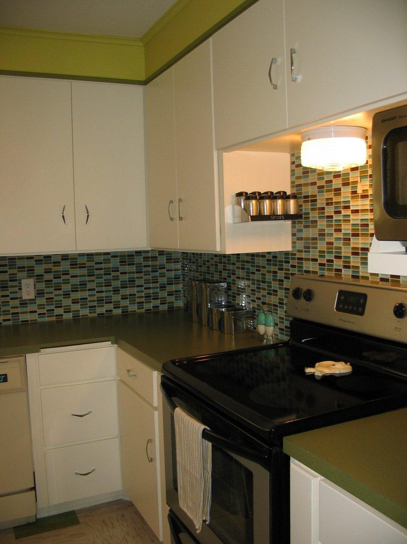Janice S Quot Retro Renovation Inspired Kitchen Quot Retro