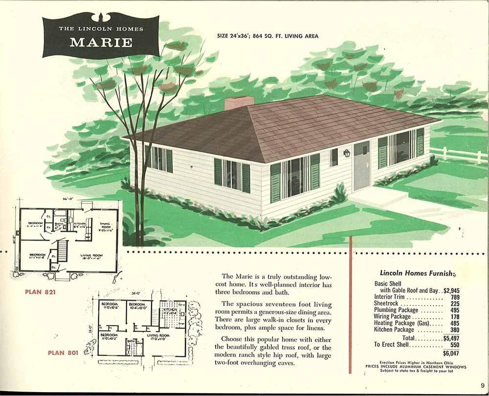 Factory Built Homes
